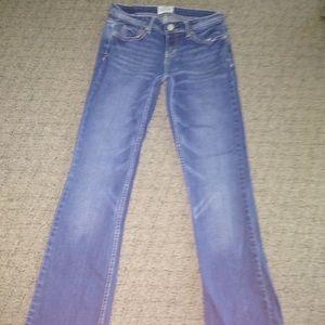 chelsea bootcut jeans, aeropostale